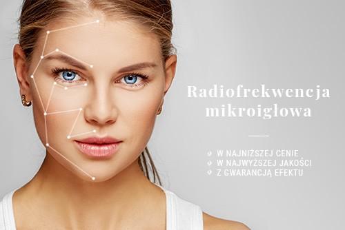 Radiofrekwencja mikroigłowa - zabieg