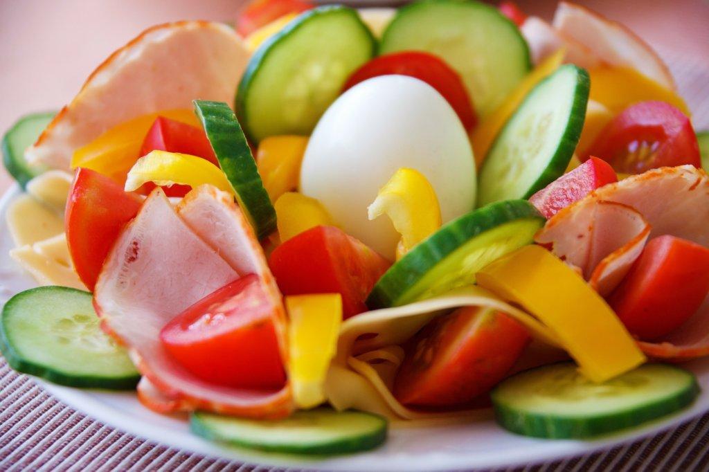jajko w diecie