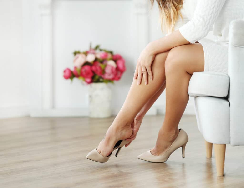 Sprawdź jak zlikwidować obrzęk limfatyczny nóg, twarzy i innych części ciała | RosaMed Clinic